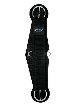 Weaver Leather AirFlex Roping Cinch/Girth with Smart Roll-Snug Buckles - 30""