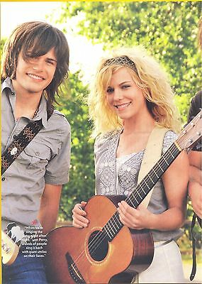 the Band Perry, Country Music Stars in 2012 Magazine Print Photo Clipping