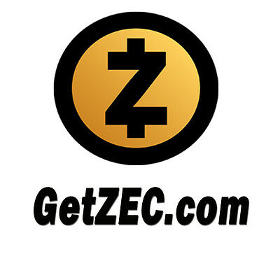 GetZEC.com Premium Hot Domain Name for ZCash Coin like Bitcoin BTC on Sale