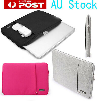 "11 13 14 15.6"" Laptop Sleeve Bag Case Cover For HP DELL Toshiba ASUS Lenovo Acer"