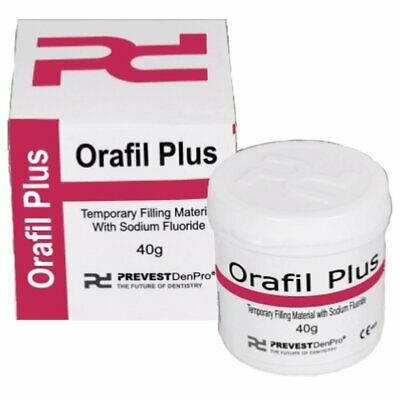ORAFIL Plus Temporary Filling Material  By Prevest Denpro Free Shipping Worldwid