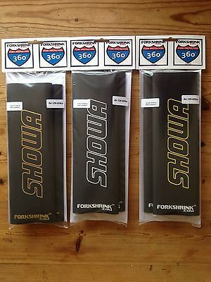 Honda  Crf  250 450 500  Cr 125  250 500 Forkshrinks 360 Upper Fork Protectors