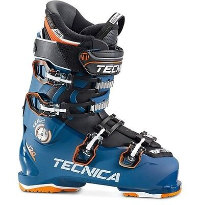 Scarponi Sci Carve Skiboot TECNICA TEN 2 TEN2 120 HVL 2017/18 NEW MODEL