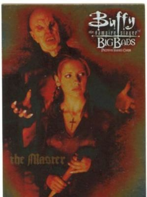 Buffy Tvs   Big Bads  :  Promo Cards         ...select /choose