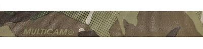"""25mm / 1"""" Double Sided Original Crye Multicam Webbing + CTEdge™ ( Military Tape"""