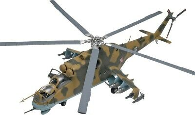 MiL-24 Hind Attack Helicopter 1/48 scale skill 2 Revell plastic model kit#5856