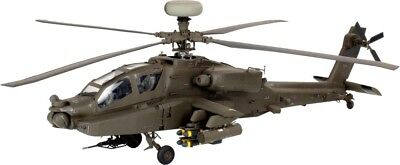 Longbow Apache Helicopter 1/48 scale skill 4 Revell plastic model kit#4420