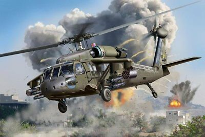 UH-60A Transport Helicopter 1/72 scale skill 4 Revell plastic model kit#4940