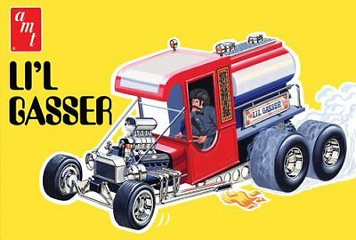 Lil' Gasser Show Rod John Bogosian 1/25 scale skill 2 AMT model kit#999