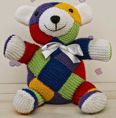 Twilleys Linnypin Collection Soft Toy Making Kit 0505 Harlequin Bear