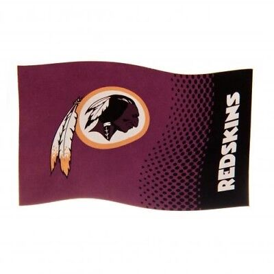 Washington Redskins NFL American Football Team 5ft x 3ft Flag FD