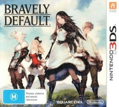 Bravely Default (PAL) Nintendo 3DS New!