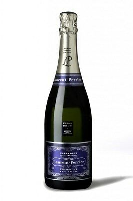 Laurent-Perrier Ultra Brut NV (6 x 750mL), Champagne, France.