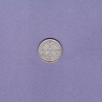 """Great Britain - 1936 One Florin - """"Silver"""" - Coin Collection Lot #A"""