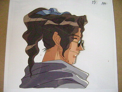 The Vision Of Escaflowne Dryden Fassa Anime Production Cel 2
