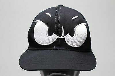 Marvin The Martian - Looney Tunes - S/m Size Fitted Ball Cap Hat!