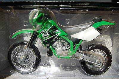 KAWASAKI KDX220 HUGE 1/6th  MODEL  MOTORCYCLE