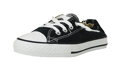 Converse All Star Children Kids Boys Girls Youths CT Shoreline Slip Black Boys