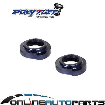 2 Front 30mm Coil Spring Lift Spacers for Patrol GQ Y60 GR GU Y61 Kit 4x4 Safari