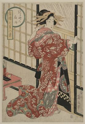 Repro Japanese Ukiyo-e Print - our ref #pt1