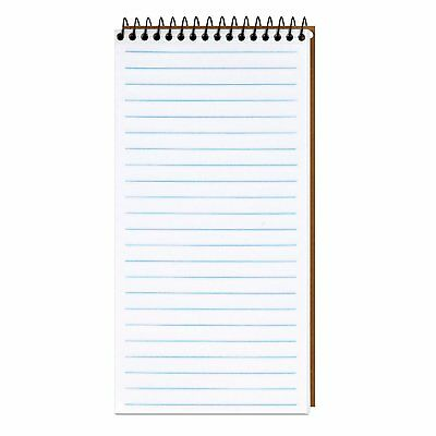 TOPS Recycled Gregg Rule Steno Pad 74130