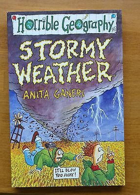 HORRIBLE GEORGRAPHY ~ STORMY WEATHER by ANITA GANERI