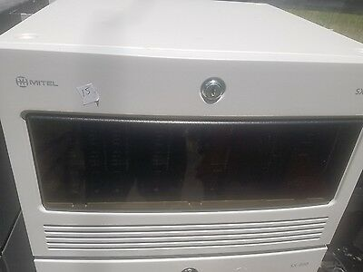 Mitel SX-200 PBX Phone System Cabinet with Cards And Power Supply #15