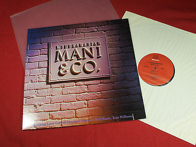 L. Subramaniam  MANI & CO. - LP Milestone M-9138 USA 1986 near mint