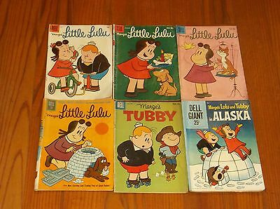 Marge's Little Lulu Comics Set of 6 Comics