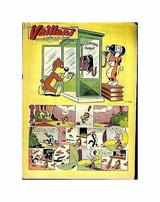 Vaillant   N°    759   1959   Be-/be
