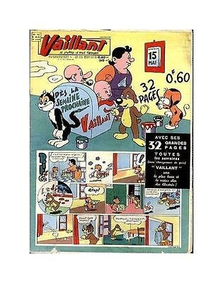 VAILLANT   N°    782   1960   BE/BE+ sup PIPSI