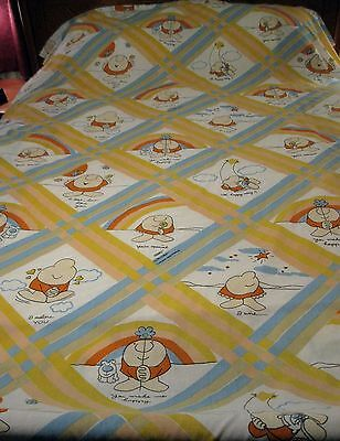 Ziggy Flat Twin Sheet Tom Wilson Comic Character Love Special Adore Happy Day