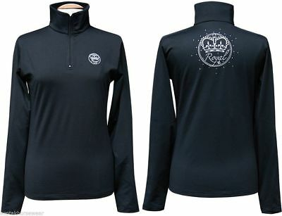 Harry's Horse Royal Competition Long sleeve Shirt - Black Harry's Horse