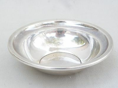 Antique Hawkes Sterling S1193 Small Bowl