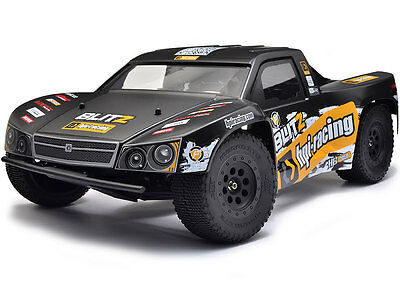 HPI 1/10 RTR Blitz Flux Brushless 2WD Off Road Short Couse Truck #109326 OZ RC