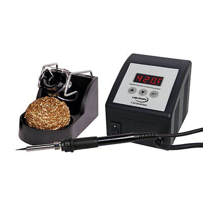 Lead Free Soldering Station 80W Electronic Temperature Controlled RoHS Compliant
