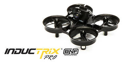 Blade Helis Inductrix Pro FPV BNF Ultra Micro Electric Quadcopter Drone  OZRC