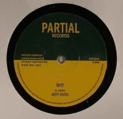 """KEETY ROOTS - Why - Vinyl (7"""")"""