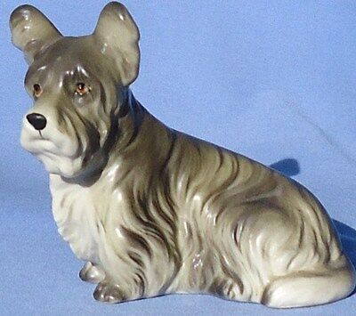 1950/70s SKYE TERRIER DOG 6""