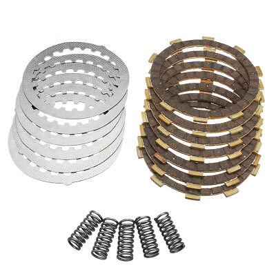 Clutch Kit with Heavy Duty Springs Plates Fit Yamaha Blaster 200 YFS 1988-2006