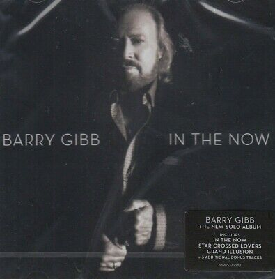 Barry Gibb (Bee Gees) / In The Now (NEU! OVP)