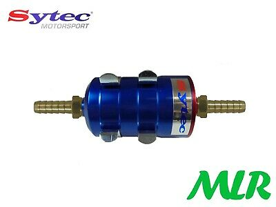 Fse Sytec Motorsport Bullet A3 Fuel Injection Pump Pre-Filter 10Mm Fittings Bbmb