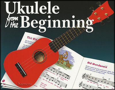 Ukulele from the Beginning Music BookLearn How to Play Beginners Method