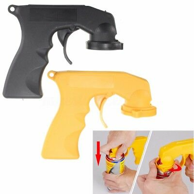 NEW Can Gun Aerosol Spray Painting Full Grip Handle Trigger For Holder lubricant