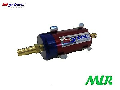 Fse Sytec Motorsport Mini Bullet Fuel Injection Pump Pre-Filter 10Mm Bbi