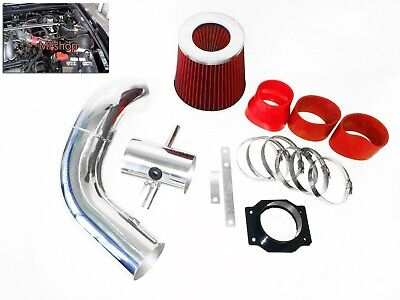 RED AIR INTAKE KIT FOR 2000-2001//00-01 NISSAN MAXIMA WITH V6 3.0L