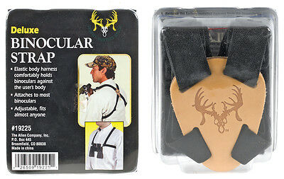 Binocular Harness Straps with Trophy Hunters Association logo