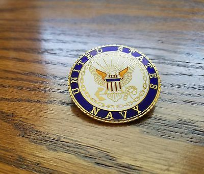 U.S. NAVY PIN #2, New