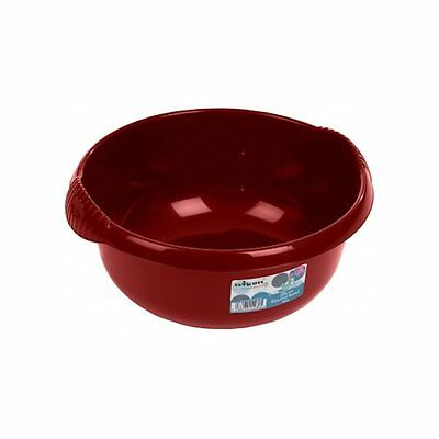 W17151  Wham Casa 32Cm Round Bowl - Chilli Red
