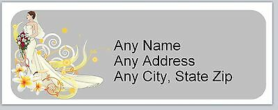 Personalized Address Labels Wedding Buy 3 get 1 free (ac 840)
